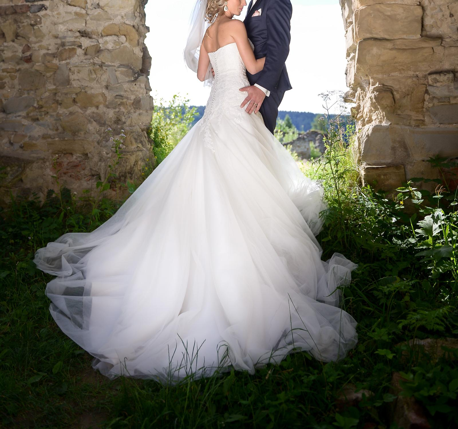 Svadobná šaty z WEM salónu - Obrázok č. 1