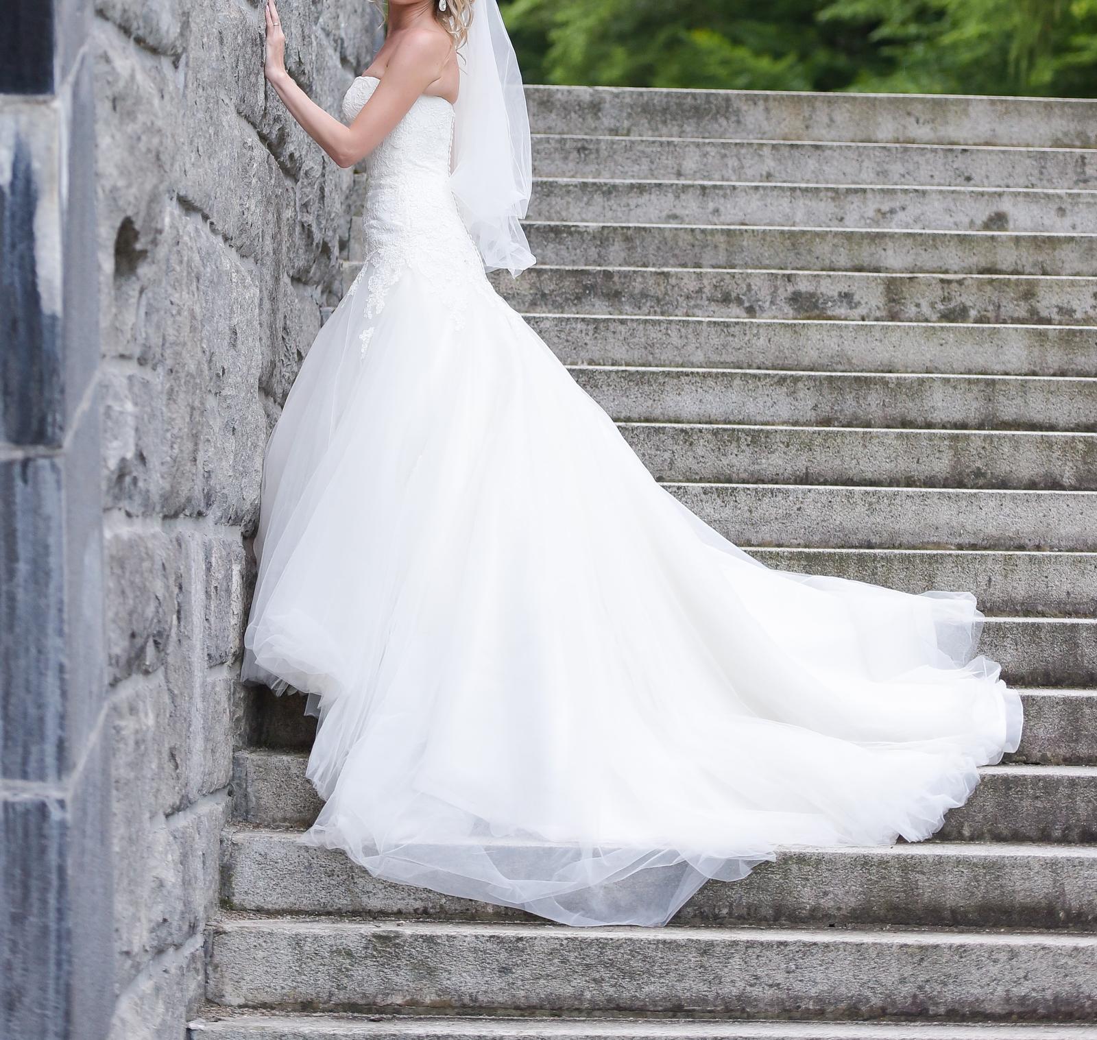 Svadobná šaty z WEM salónu - Obrázok č. 4