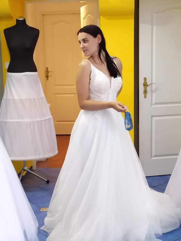 Zkouška šatů - Obrázek č. 5