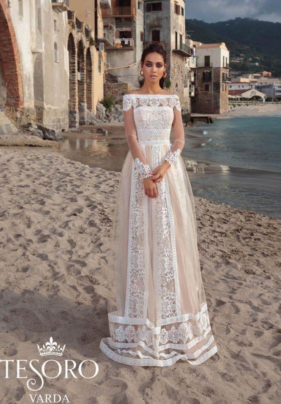 Svadobné šaty Tesoro Bridal - Obrázok č. 1