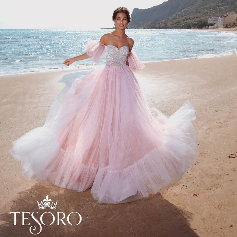 Svadobné šaty Tesoro Bridal - Obrázok č. 5