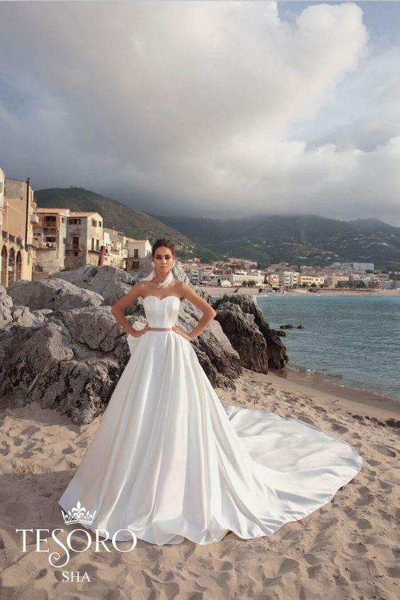 Svadobné šaty Tesoro Bridal - Obrázok č. 9