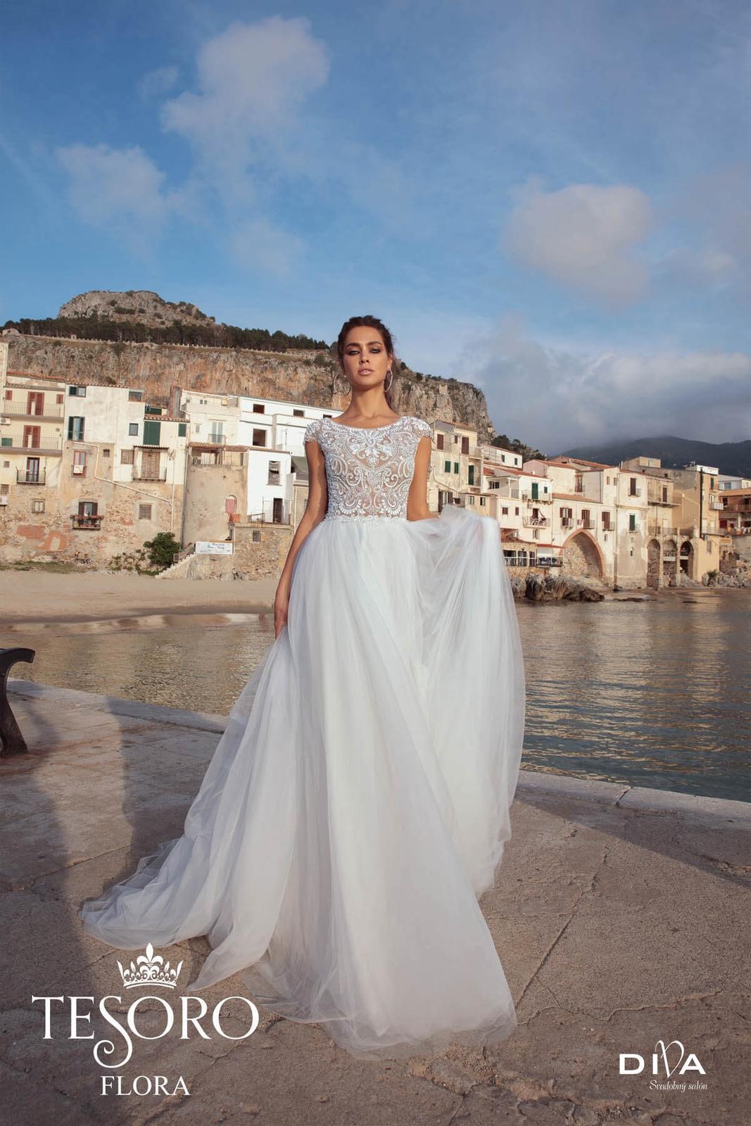 Svadobné šaty Tesoro Bridal - Obrázok č. 12