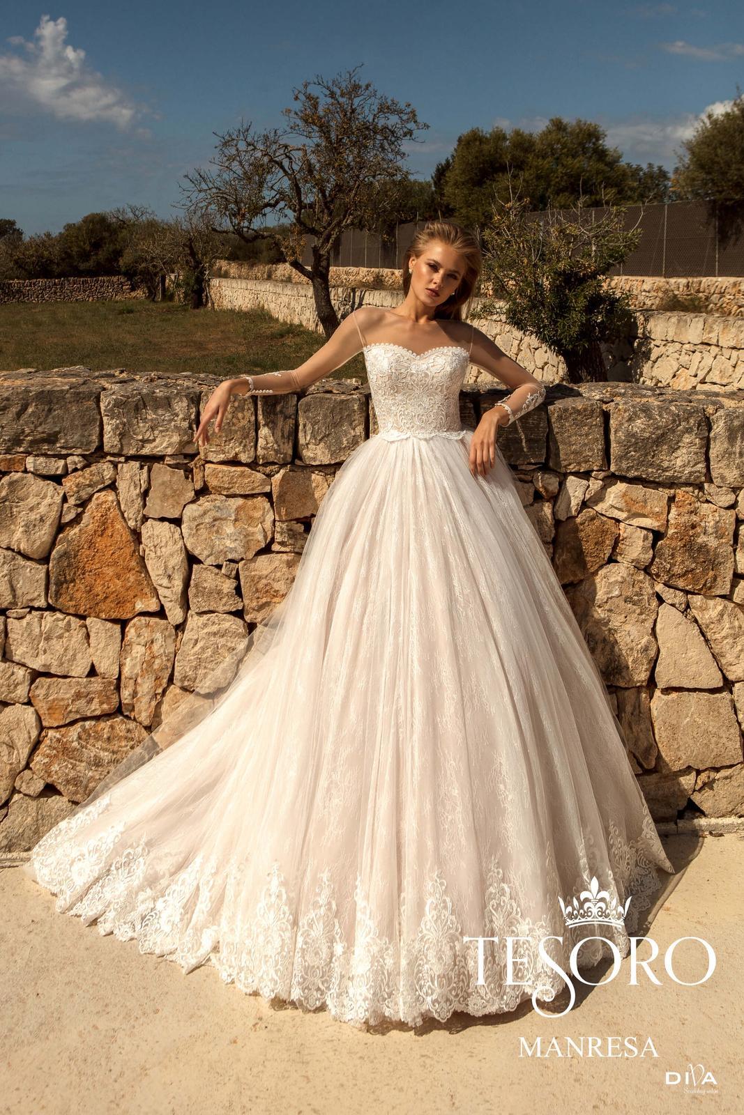 Svadobné šaty Tesoro Bridal - Obrázok č. 13