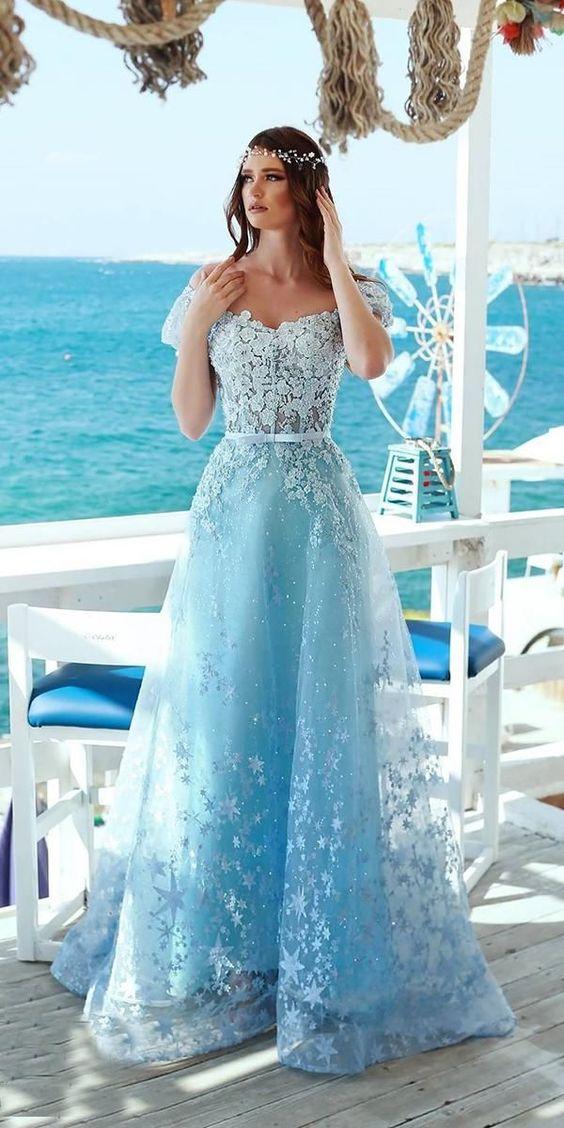 Farebné svadobné šaty - Obrázok č. 26
