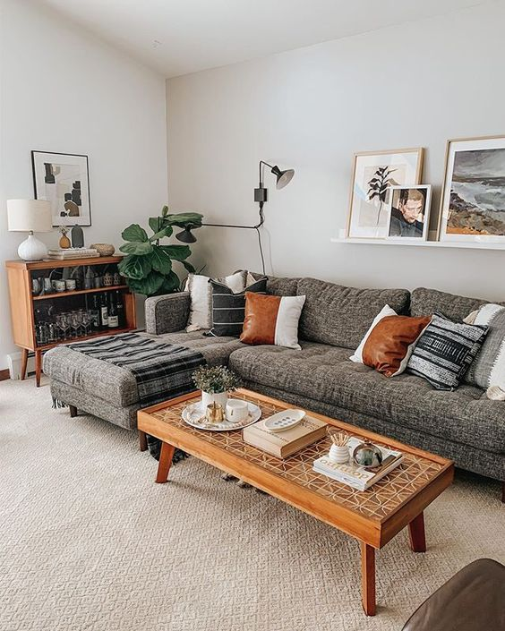Jesenné dekorácie v obývačke - Obrázok č. 11