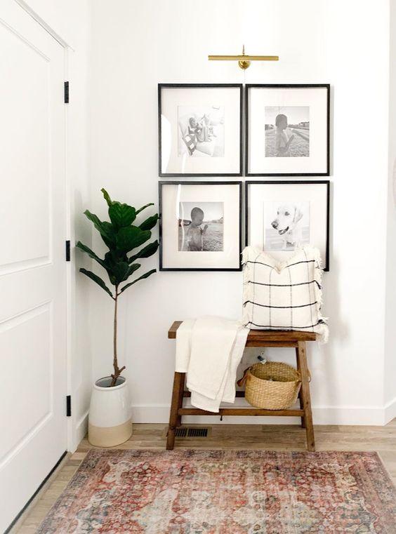 Vstup do bytu či domu nemusí byť nuda - Obrázok č. 19