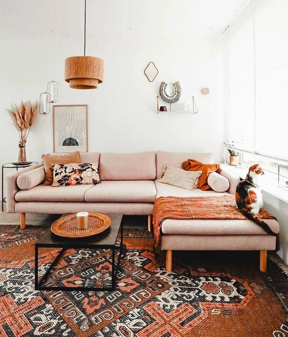 Jesenné dekorácie v obývačke - Obrázok č. 26