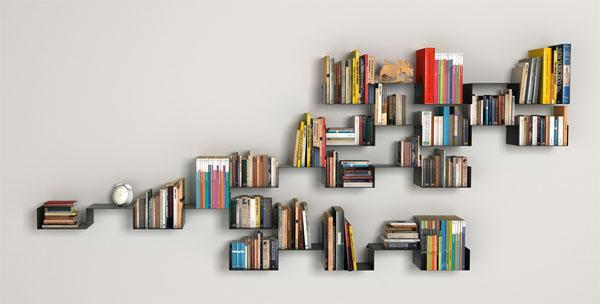 Originálna domáca knižnica - Obrázok č. 11