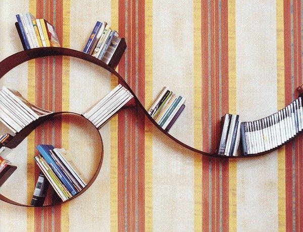 Originálna domáca knižnica - Obrázok č. 15