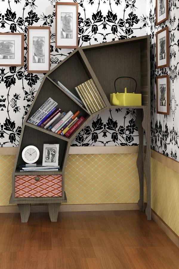 Originálna domáca knižnica - Obrázok č. 20