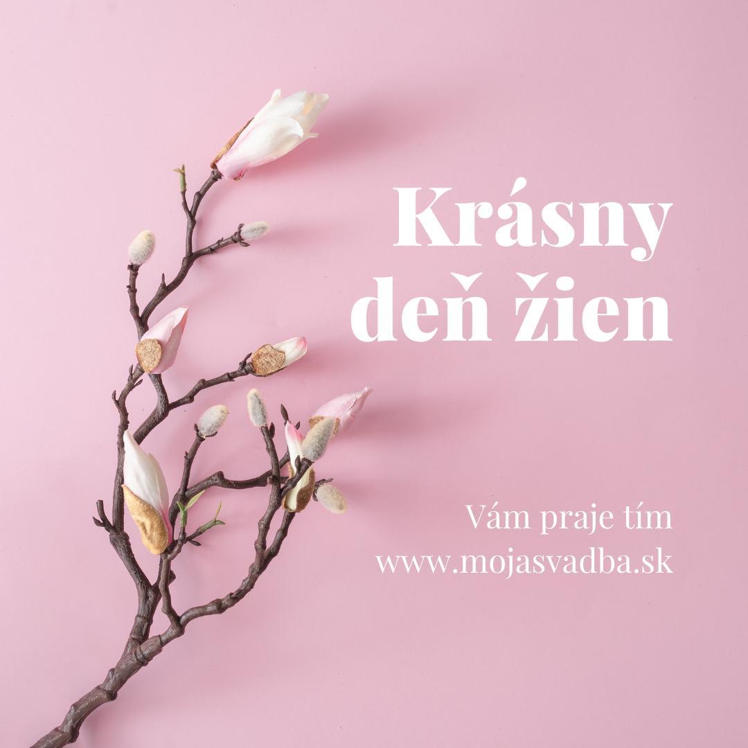 Milé naše budúce nevesty ale aj dámy spomedzi Profesionálov, prajeme Vám krásny Medzinárodný deň žien!❤️ - Obrázok č. 1