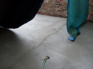 beton v sezení