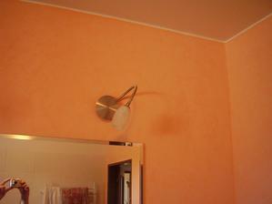opět koupelna lampičky