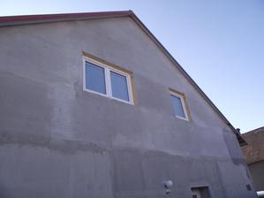 nová okna už i tady