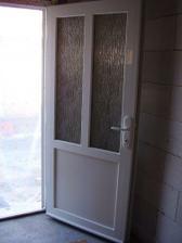 Nové vchodové dveře