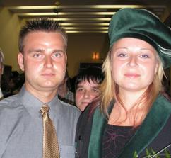 Já a můj přítel - no tady zrovna nevypadá moc nadšeně :-)))