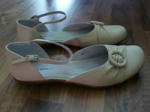 svatební balerínky