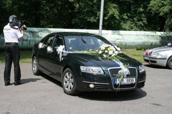 Dopravní prostředek nevěsty