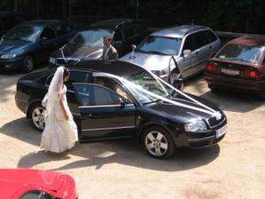 Prohlídka svatebního daru