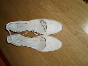 topánočky na obrad