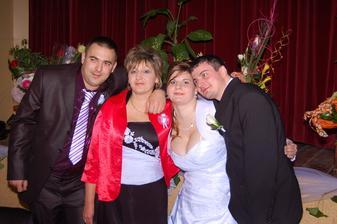 moj brat,mamina a my