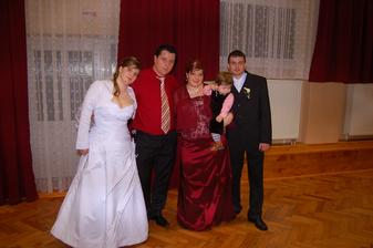my a moja sesternica a jej rodinka
