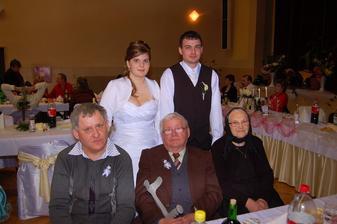 mužov ujo a starý rodičia