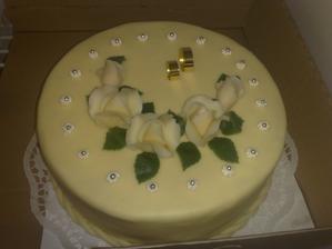 torta od švagriny Ľudky