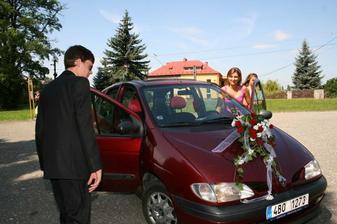 Auto nevěsty :-)