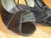 Boty s otevřenou špičkou Lazzarini, 40