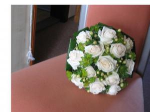 + sem tam tulipan + jedna lilie :)