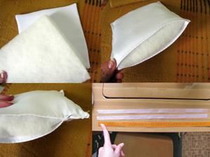 výroba polštářku 3