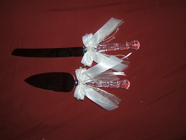 16.10.2010 - Krasny elegantny set pre krajanie torty