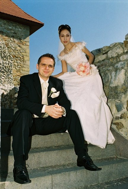 Lucka Mikulcová{{_AND_}}Martin Števár - trosku svadobnej pohody