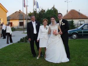 s rodicmi nevesty