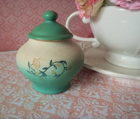 zelený mini ďžbánik - Obrázok č. 1