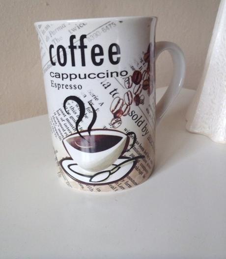 šálka coffee - Obrázok č. 1