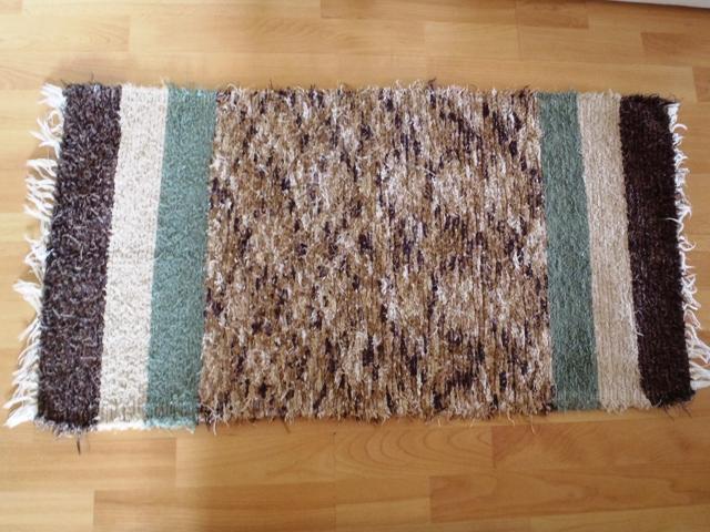ručne tkaný koberec-95x50cm - Obrázok č. 1