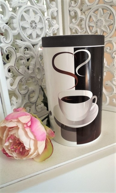 veľká dóza na kávu - Obrázok č. 1