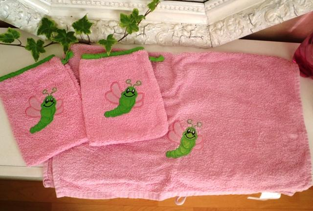 2 x žinka+uterák - Obrázok č. 1