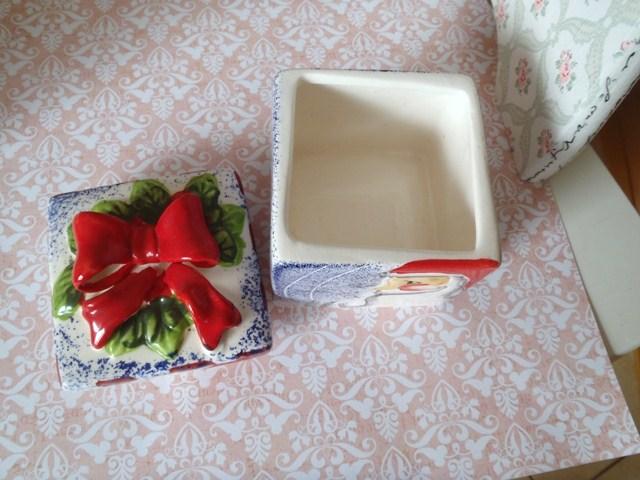 vianočná šperkovnica-santa - Obrázok č. 2
