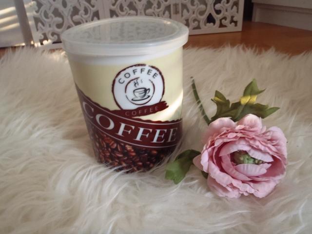 keramická dóza coffe - Obrázok č. 1