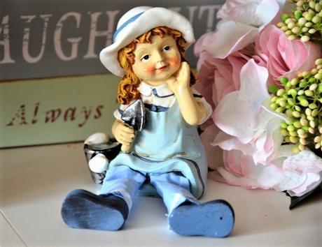 figúrka dievčatko-námorníčka - Obrázok č. 3