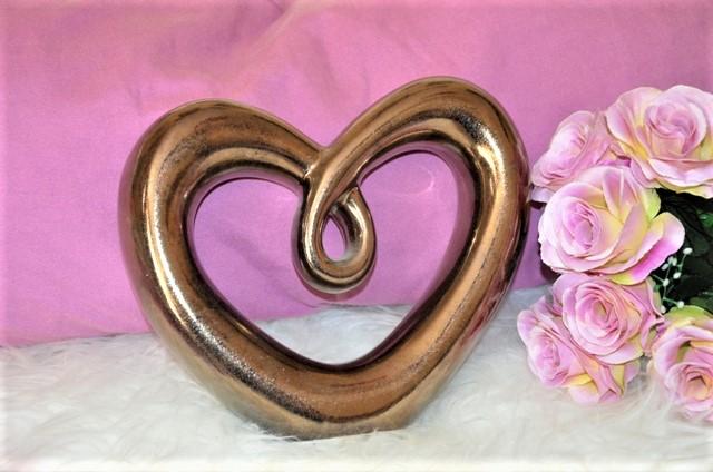 keramické srdce - Obrázok č. 1