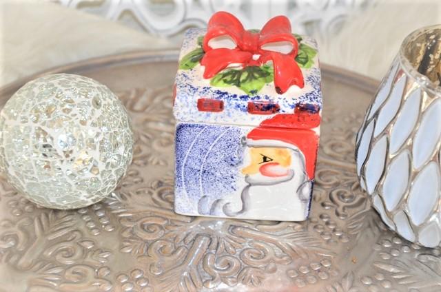 vianočná šperkovnica-santa - Obrázok č. 1