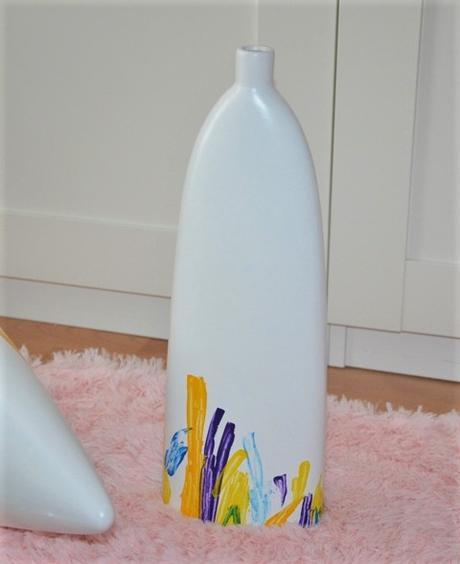 vysoká váza - Obrázok č. 1