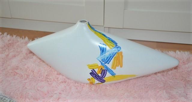 asymetrická váza - Obrázok č. 1