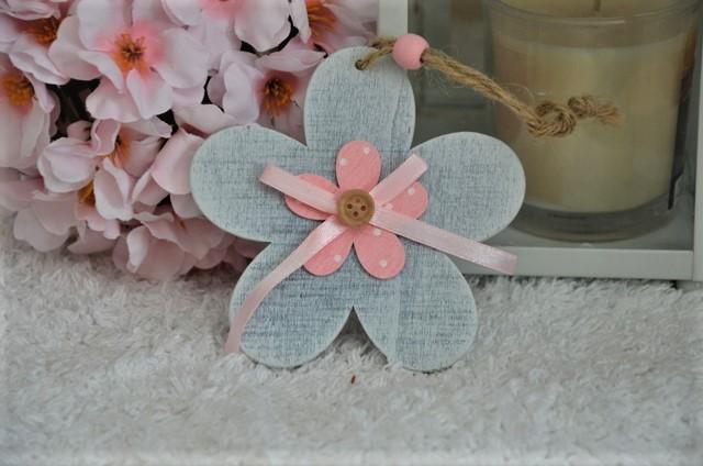 drevená kvetinka - Obrázok č. 1