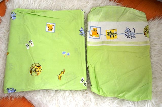 bavlnené obliečky do detskej postieľky - Obrázok č. 1